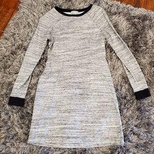 Pre-loved Loft Thin Sweatshirt Style Dress size XS